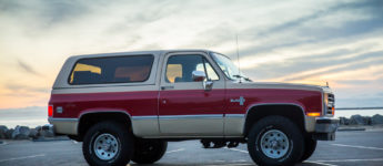 Thumbnail image for 1988 Chevy K5 Blazer 4×4