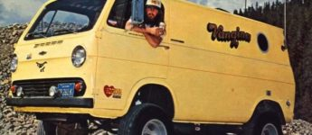 Thumbnail image for Who remembers this van?