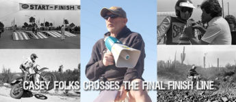 Thumbnail image for Casey Folks Crosses The Final Finish Line