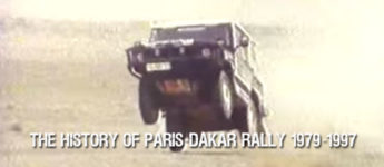 Thumbnail image for The History Of Paris-Dakar Rally 1979-1997