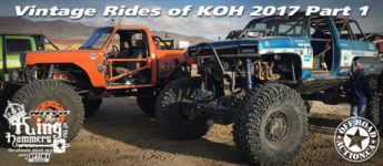 Thumbnail image for Vintage Rides Of King Of The Hammers 2017 Part 1