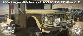 Thumbnail image for Vintage Rides Of King Of The Hammers 2017 Part 2