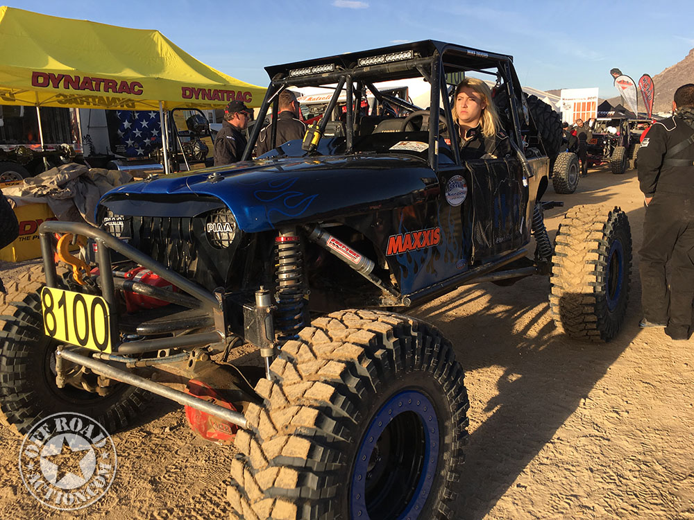 King Of The Hammers Vintage Rides Off Road Action on Curtis Snow Plow Models