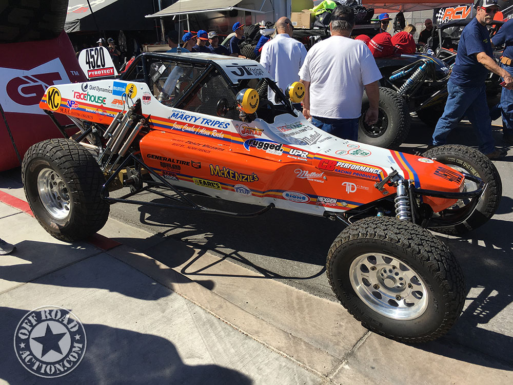 Vintage Rides At The 2017 Mint 400