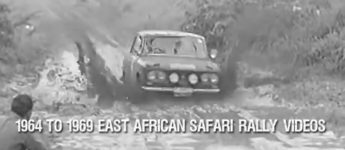 Thumbnail image for 1964-1969 East African Safari Rally Videos