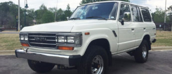 Thumbnail image for 1989 Toyota FJ62 Land Cruiser