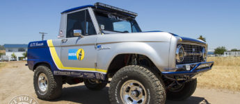 "Thumbnail image for John Cole's ""Funcutt"" 1970 Ford Bronco"