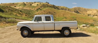 Thumbnail image for ICON 1965 Ford Crew Cab Reformer Project
