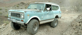 Thumbnail image for Christian's 1975 International Scout II XLC