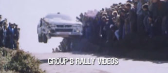 Thumbnail image for Group B Rally Car Videos