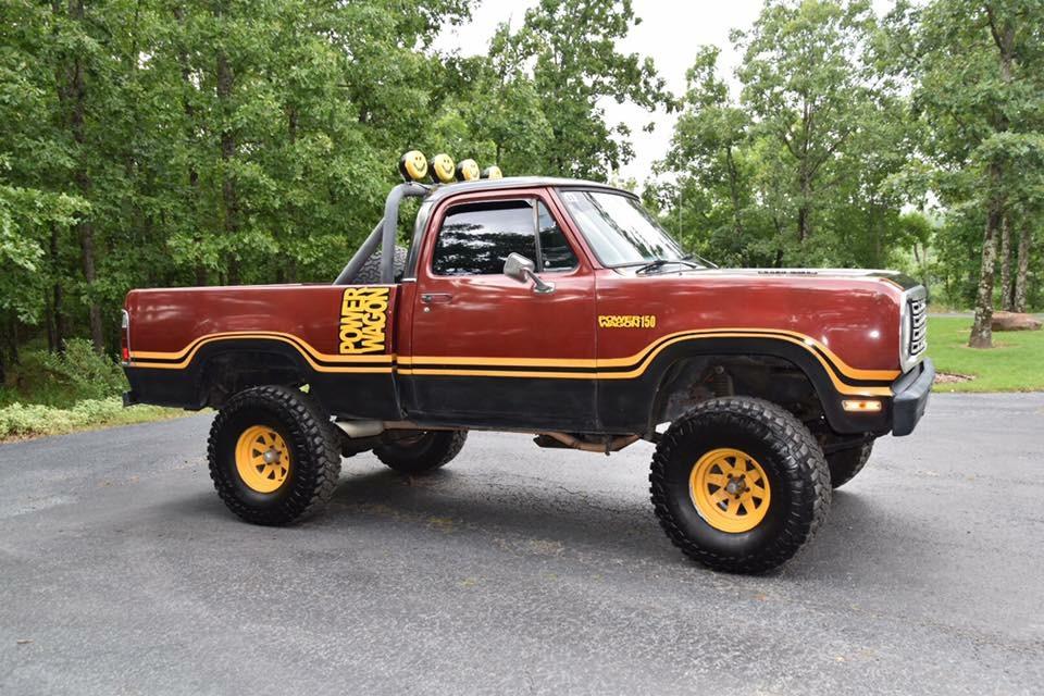 dodge macho power wagon