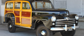 Thumbnail image for 1948 Ford Super Deluxe Woodie 4×4