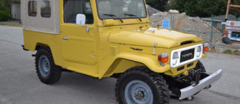 Thumbnail image for 1981 Toyota FJ43 Land Cruiser