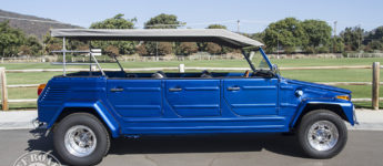 Thumbnail image for Gary Haugley's Stretched 1974 VW Thing