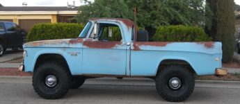 Thumbnail image for 1968 W100 Dodge Power Wagon
