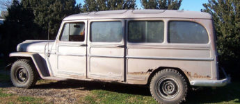 Thumbnail image for 1960 Willys Wagon Stretched 4-Door