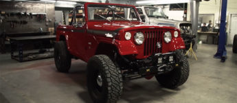 Thumbnail image for 1971 Jeepster Commando – SEMA Battle of the Builders