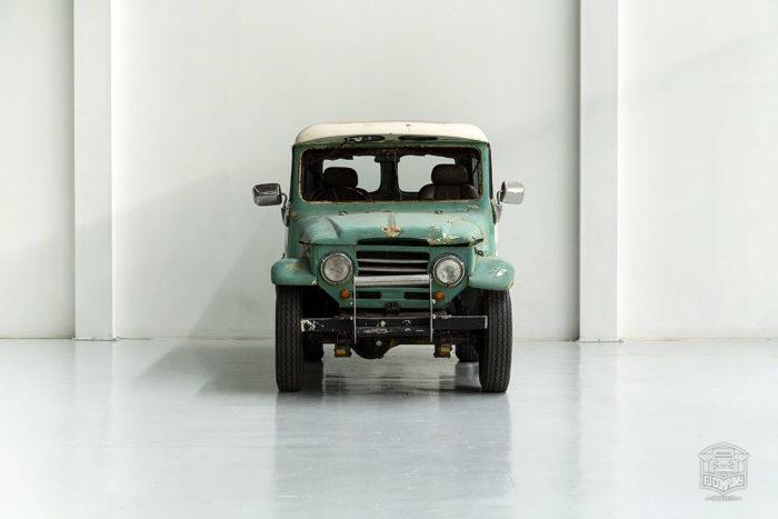 1960s Toyota Land Cruiser 4 Door