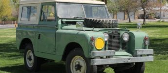 Thumbnail image for 1962 Land Rover 88 Series IIA