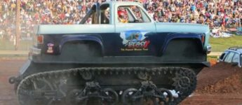 Thumbnail image for Virginia Beach Beast Tank Track Monster Truck Photos