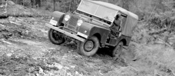 Thumbnail image for 1951 Land Rover Photos From The BC Archives
