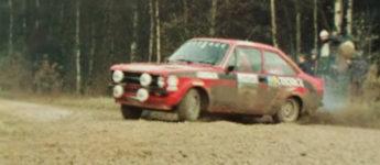 Thumbnail image for Vintage 1975 Rally Racing Video