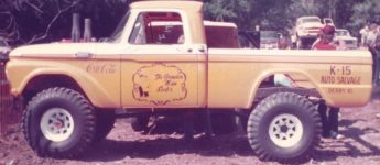Thumbnail image for Arkansas Mud Bog Photos From The 80's