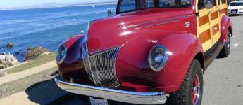 Thumbnail image for Yay or Nay: 1939 Ford Woody Wagon 4×4