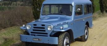 Thumbnail image for 1968 Fiat Campagnola